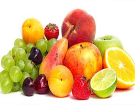 Frutas para canarios