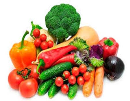 Verduras para canarios